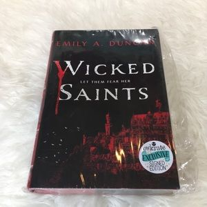 Wicked Saints by Emily Duncan book